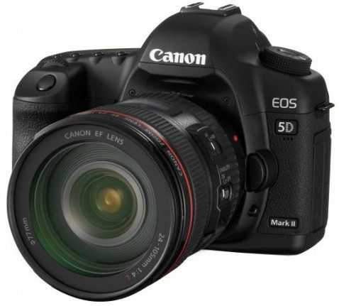 Vincent Laforet posted another Canon 5D MK2 video 1