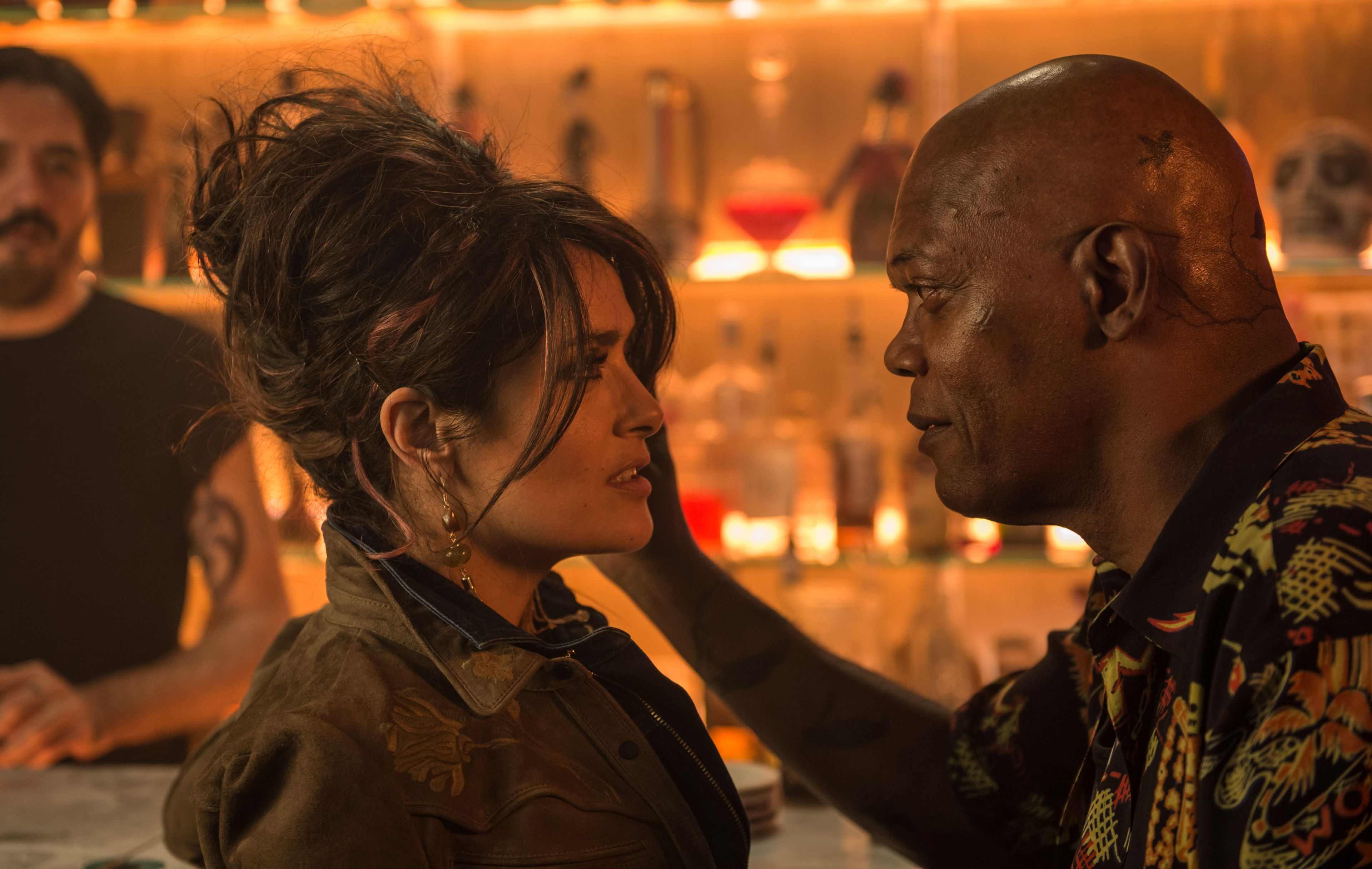 """ART OF THE CUT with Jake Roberts, ACE on """"Hitman's Bodyguard"""" 8"""