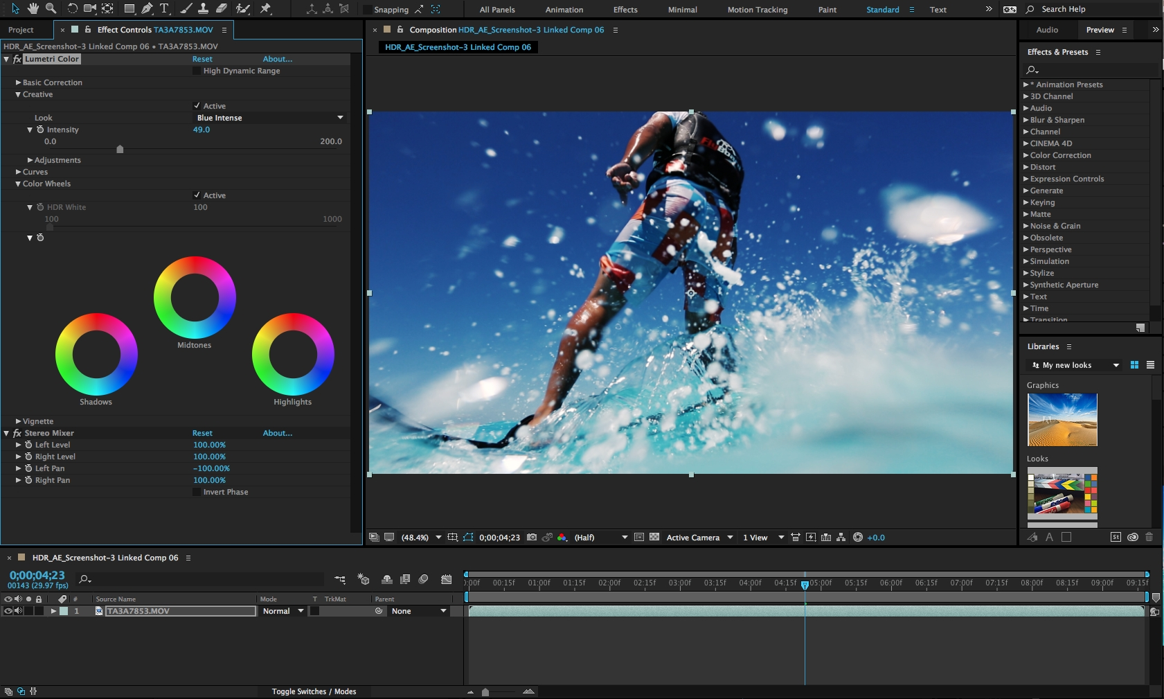 The next release of Adobe After Effects CC 6