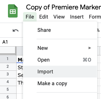 From Markers to YouTube Video Chapters with Adobe Premiere Pro 36