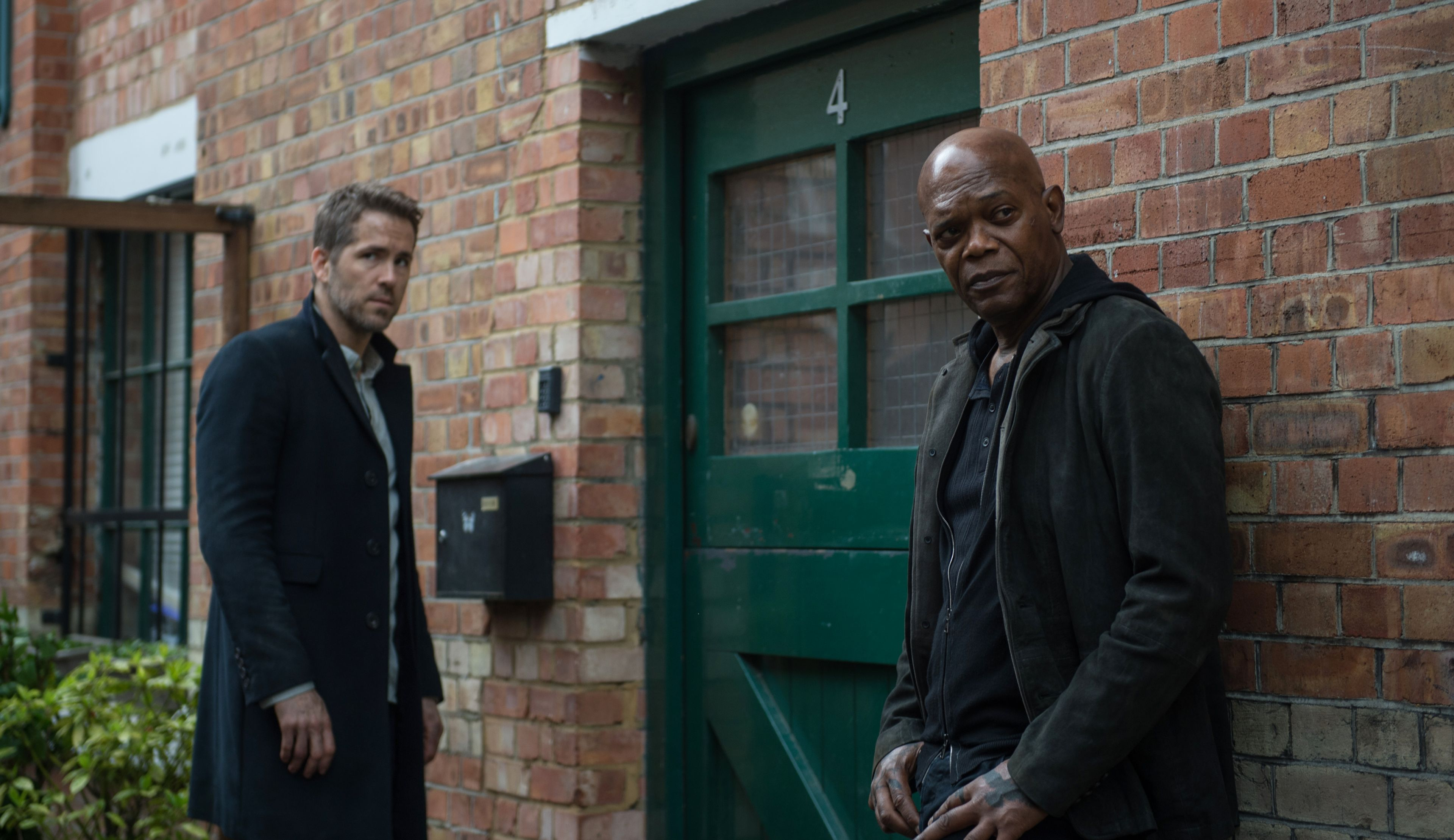 """ART OF THE CUT with Jake Roberts, ACE on """"Hitman's Bodyguard"""" 3"""