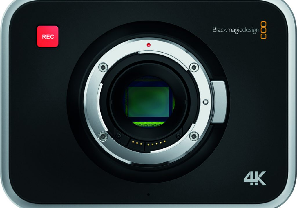 Blackmagic Production Camera Noise Test 1
