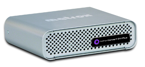 Matrox Announces HD-SDI Scan Converter with Genlock and Region-of-Interest Support at $1495 1