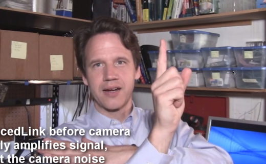 JuicedLink video illustrates audio quality with DSLRs via RiggyAssist versus an H4n recorder 14