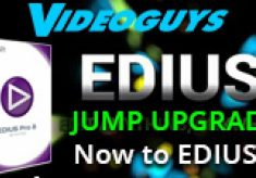 JUMP Upgrade to EDIUS Pro 8 for EDIUS Users