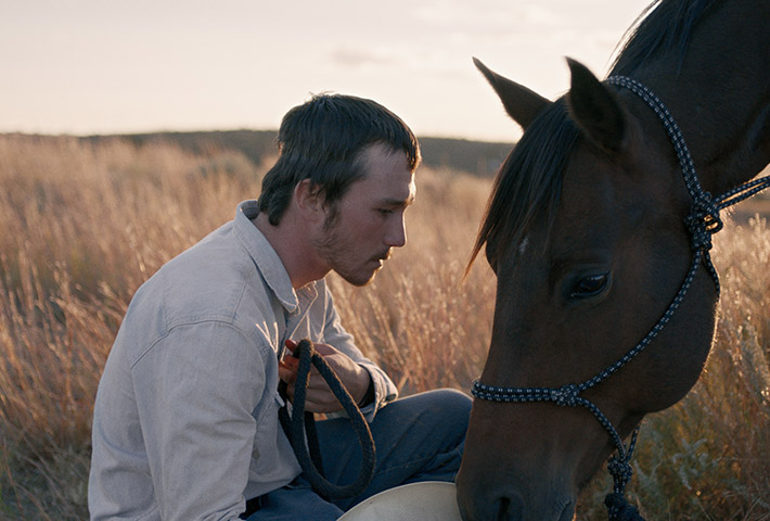 """ART OF THE CUT with Alex O'Flinn of indie sensation, """"The Rider"""" 10"""