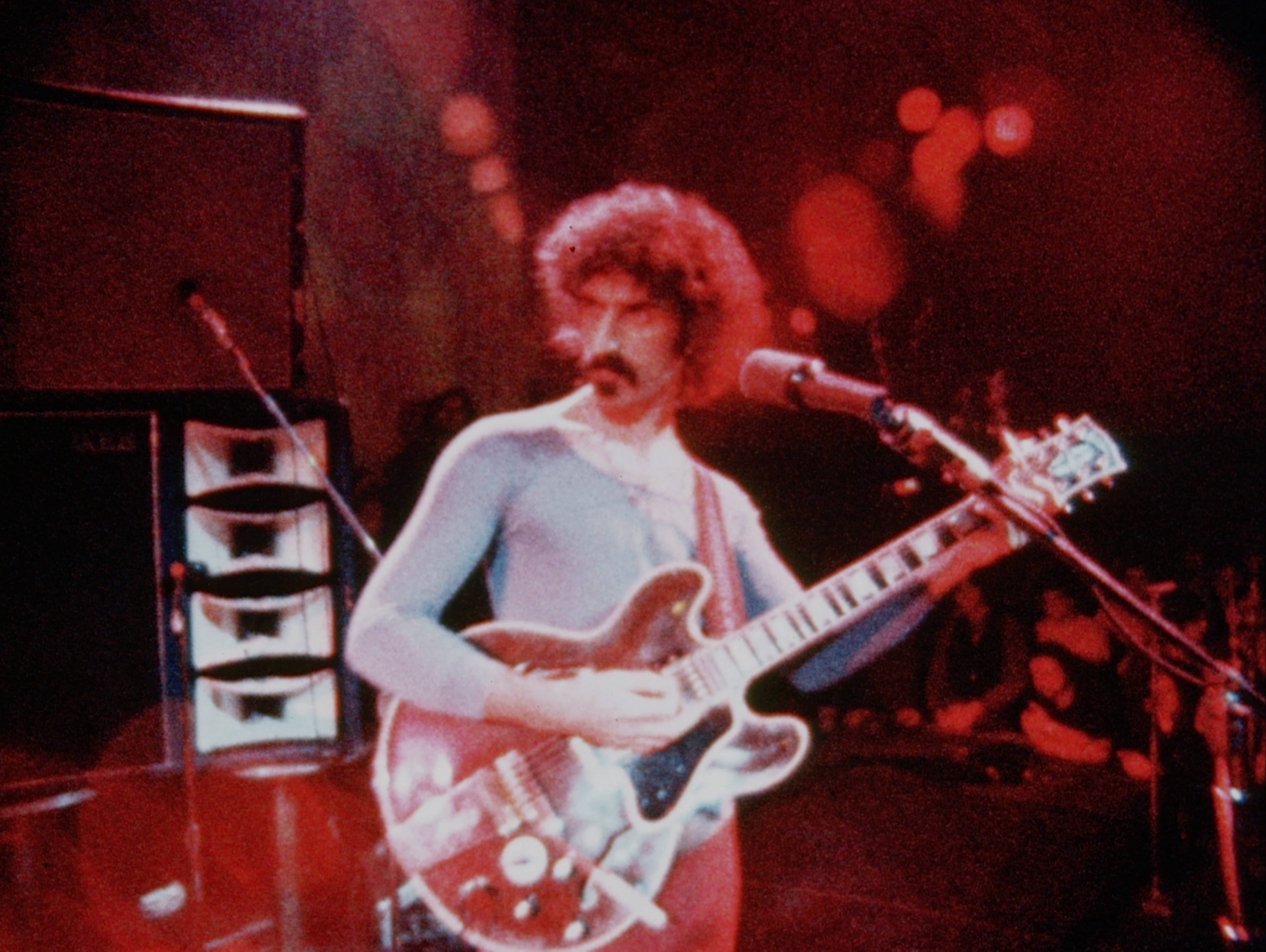 """ART OF THE CUT with Mike J. Nichols, editor of the documentary """"Zappa"""" 2"""