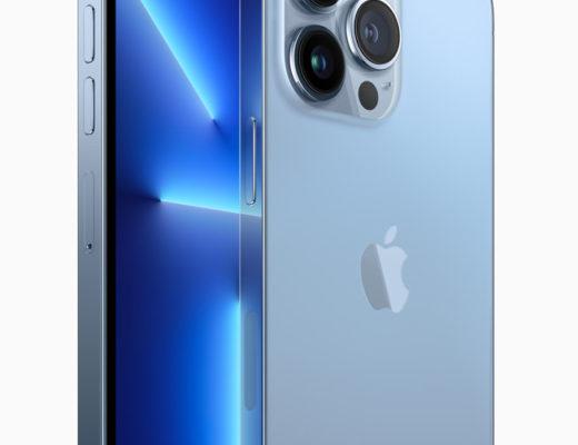 iPhone 13 Pro: ProRes, 1TB capacity, rack focus (auto or manual) 7