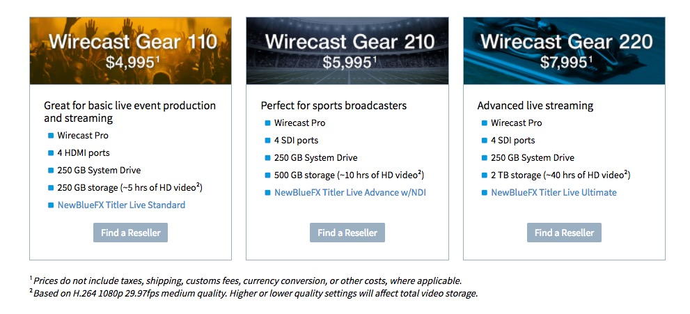 Review – Wirecast Pro 7 from Telestream 26