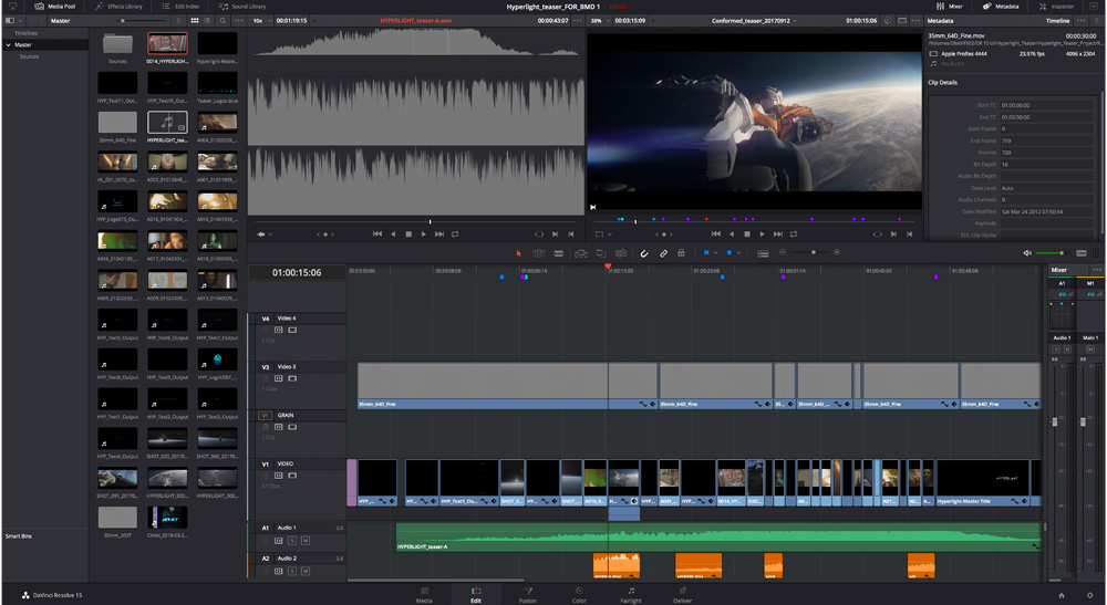 "New ""Fusion in Resolve"" 20 minute quickstart 3"
