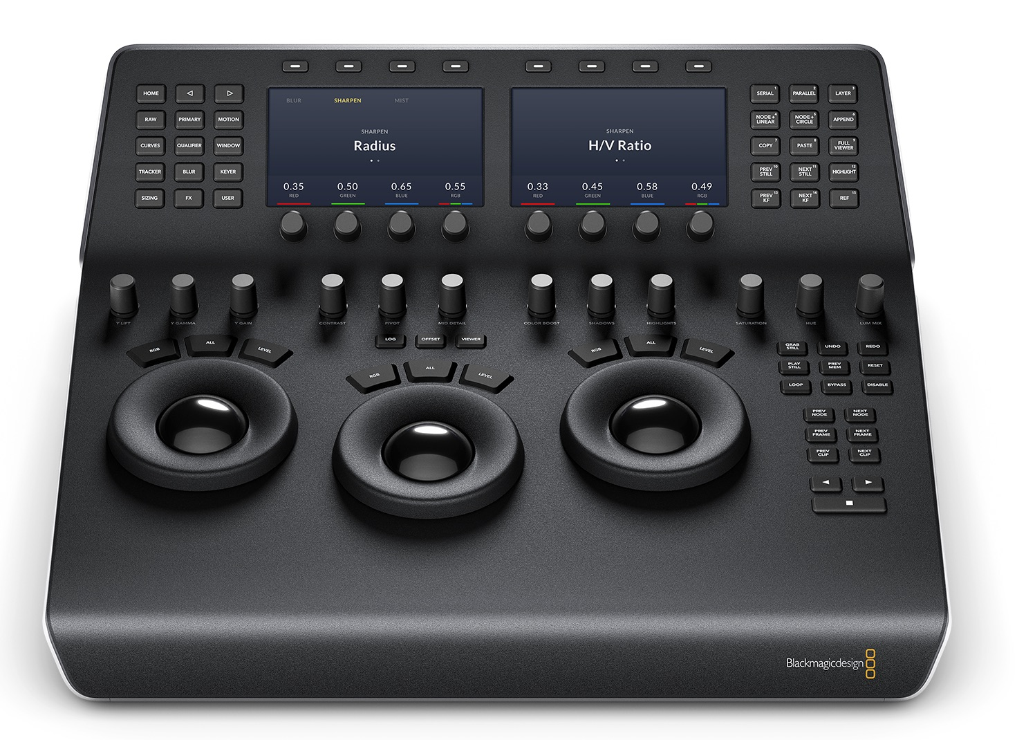 Blackmagic Design introduces two new color grading panels for DaVinci Resolve 2