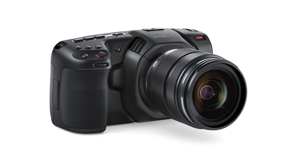 New Blackmagic Camera 6.1 Update for Pocket Cinema Camera 4K 1