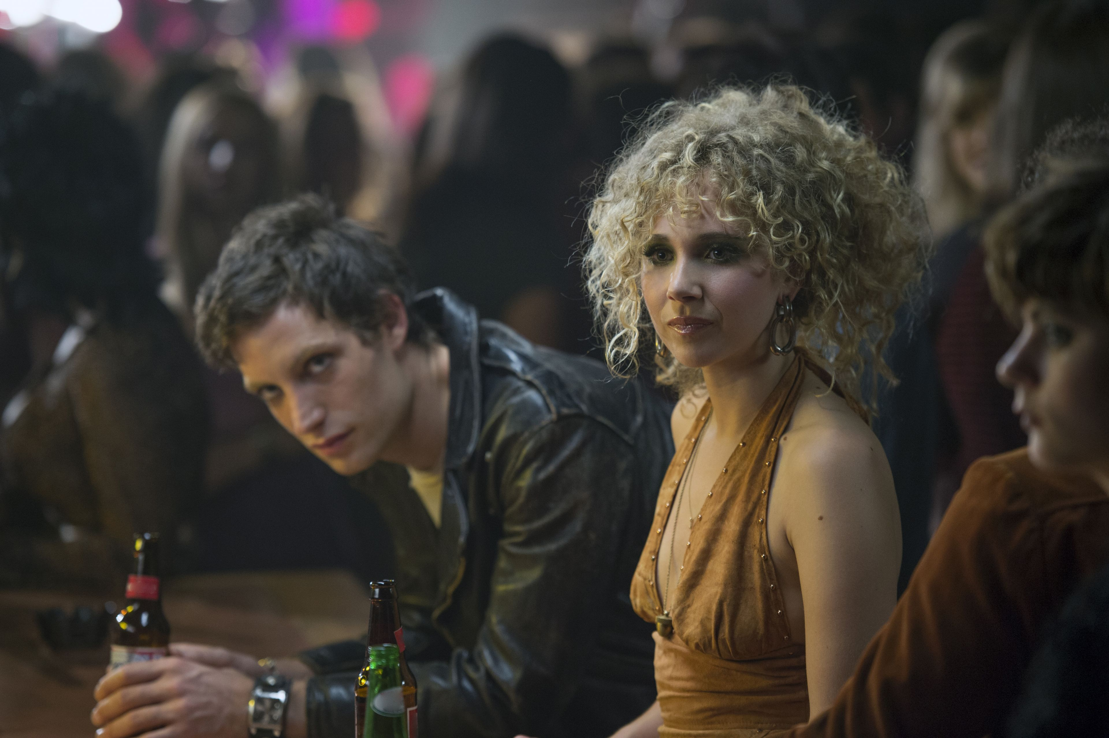 103 James Jagger Juno Temple - Photo by Macall B Polay