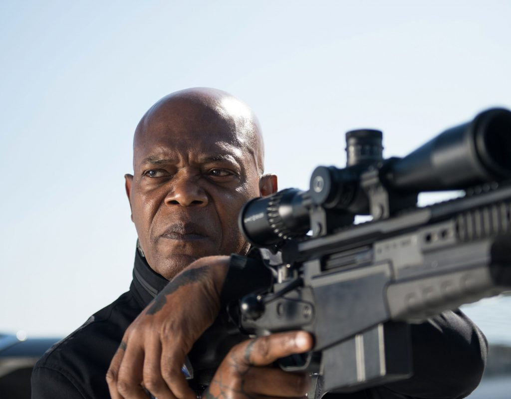 """ART OF THE CUT with Jake Roberts, ACE on """"Hitman's Bodyguard"""" 1"""
