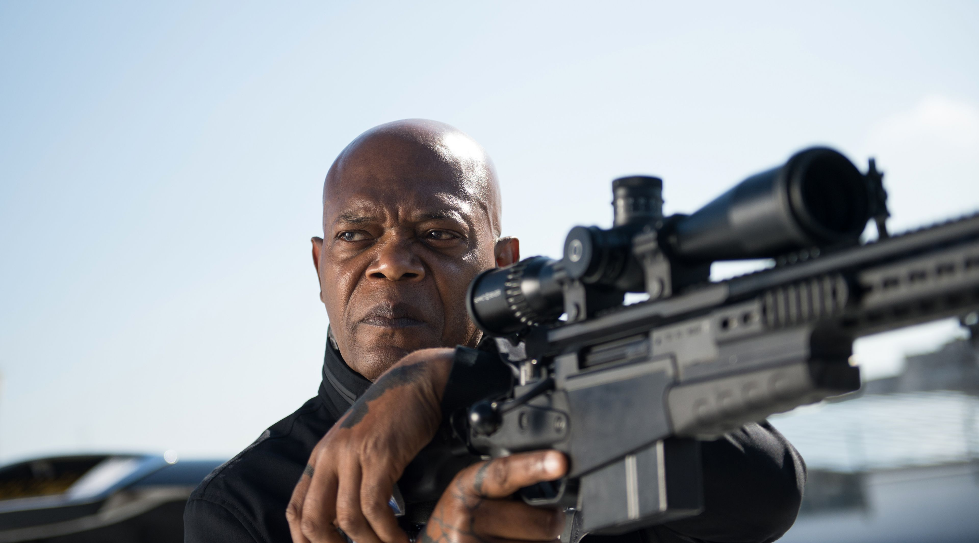 """ART OF THE CUT with Jake Roberts, ACE on """"Hitman's Bodyguard"""" 7"""