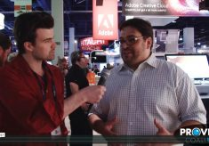 PVC at NAB 2015 – Interview with Robbie Carman