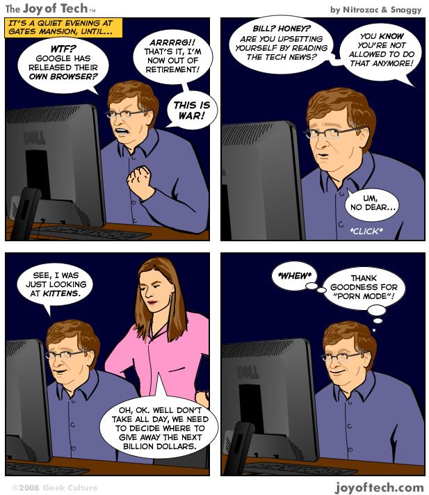 The Joy of Tech