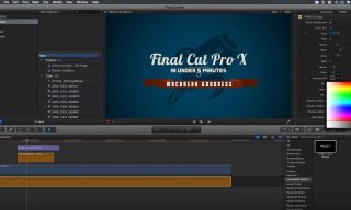 Building a Motion Graphics Toolkit in Final Cut Pro X