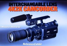A Look At JVC's New 4K Camera And The Future Larger Sensor Interchangeable Lens Version