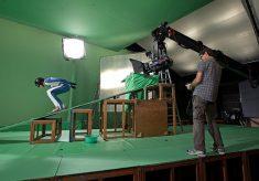 Swiss Radio and Television produces stunning Sochi opener