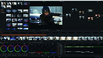 Blackmagic Design Releases DaVinci Resolve 11.2 12