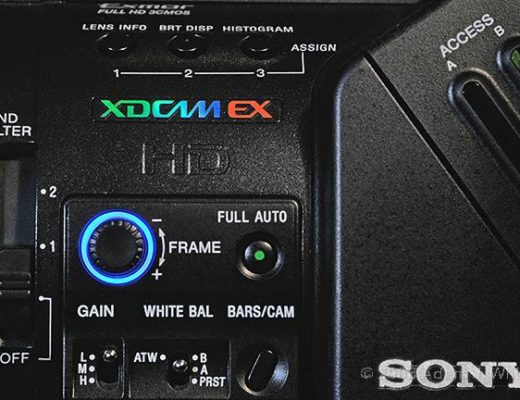 """Review: Sony PMW-EX3 Removable-lens 1/2"""" 3-CMOS HD Camcorder 1"""