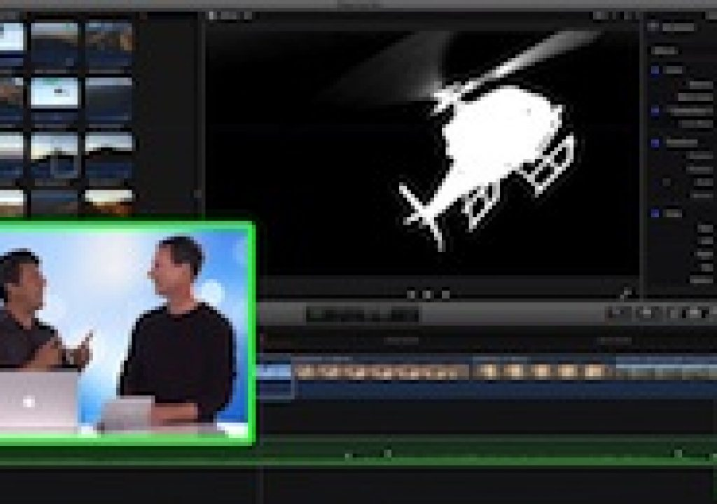 Secondary Color Correction in Final Cut Pro X 1