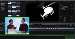 Secondary Color Correction in Final Cut Pro X 12