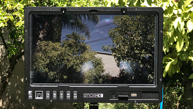 PRODUCT REVIEW: SmallHD's 1303 HDR Monitor 2