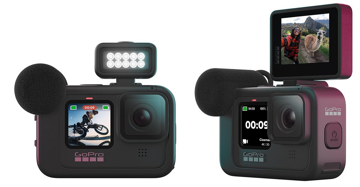 First Look: Hands-On with the GoPro HERO9 Black 24