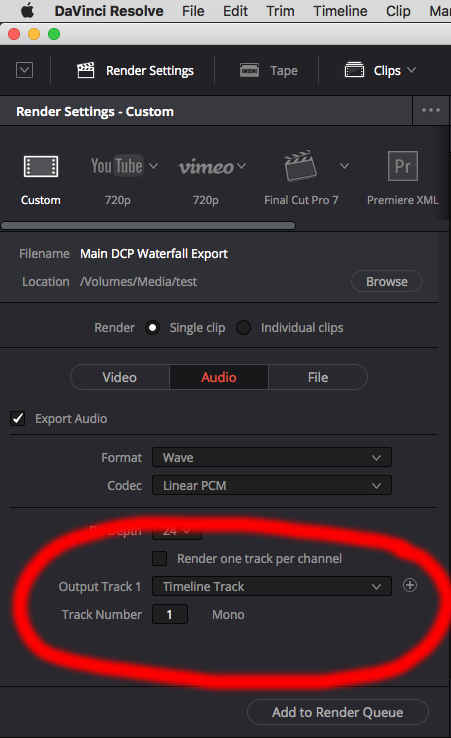 CREATING YOUR OWN DCP'S – DAVINCI RESOLVE 14 SETUP 40