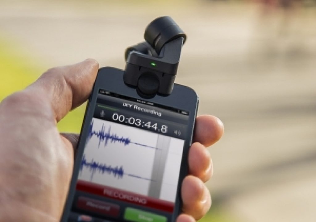 Announcing the New iXY Microphone for iPhone 5, 5S and 5C 3