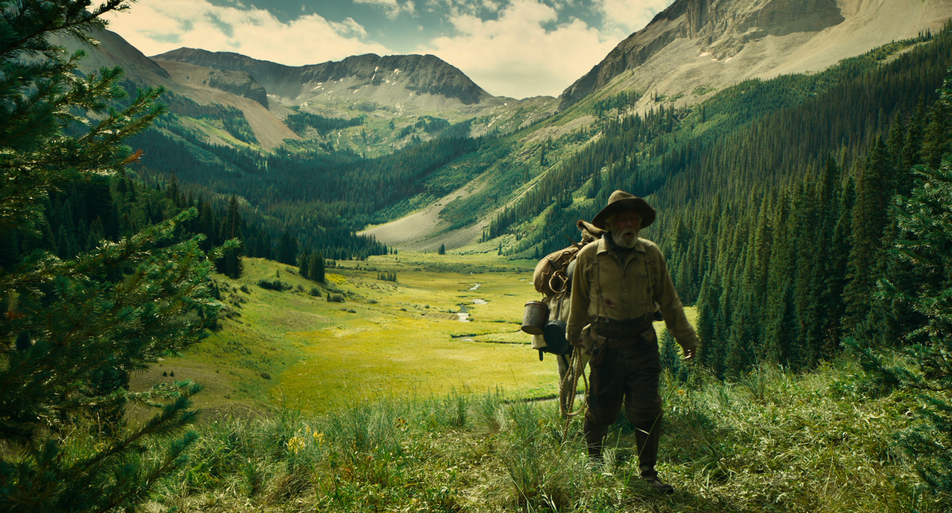 """ART OF THE CUT on editing """"The Ballad of Buster Scruggs"""" 7"""