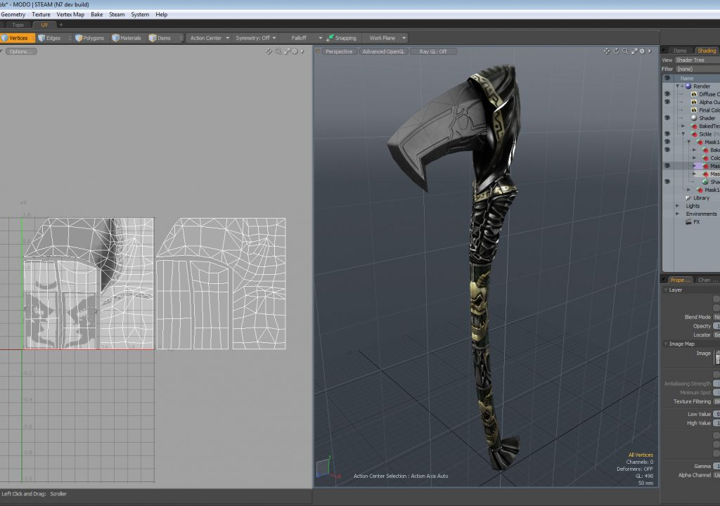 The Foundry launches MODO Steam Edition 6