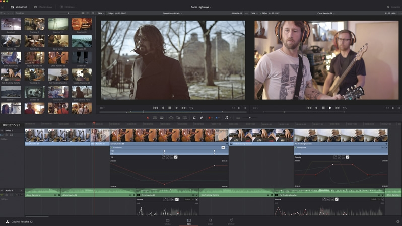 DaVinci Resolve 12 public beta now available for download 3