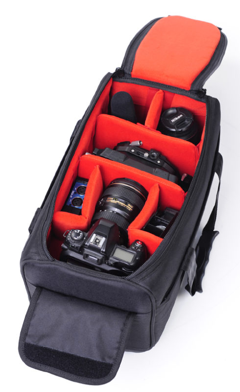Petrol Bags introduces Digibag DSLR Camera Bag 1