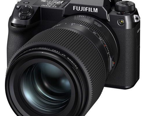 Fujifilm Announces New GFX100s 102MP Digital Camera 2