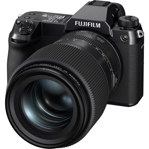 Fujifilm Announces New GFX100s 102MP Digital Camera 3