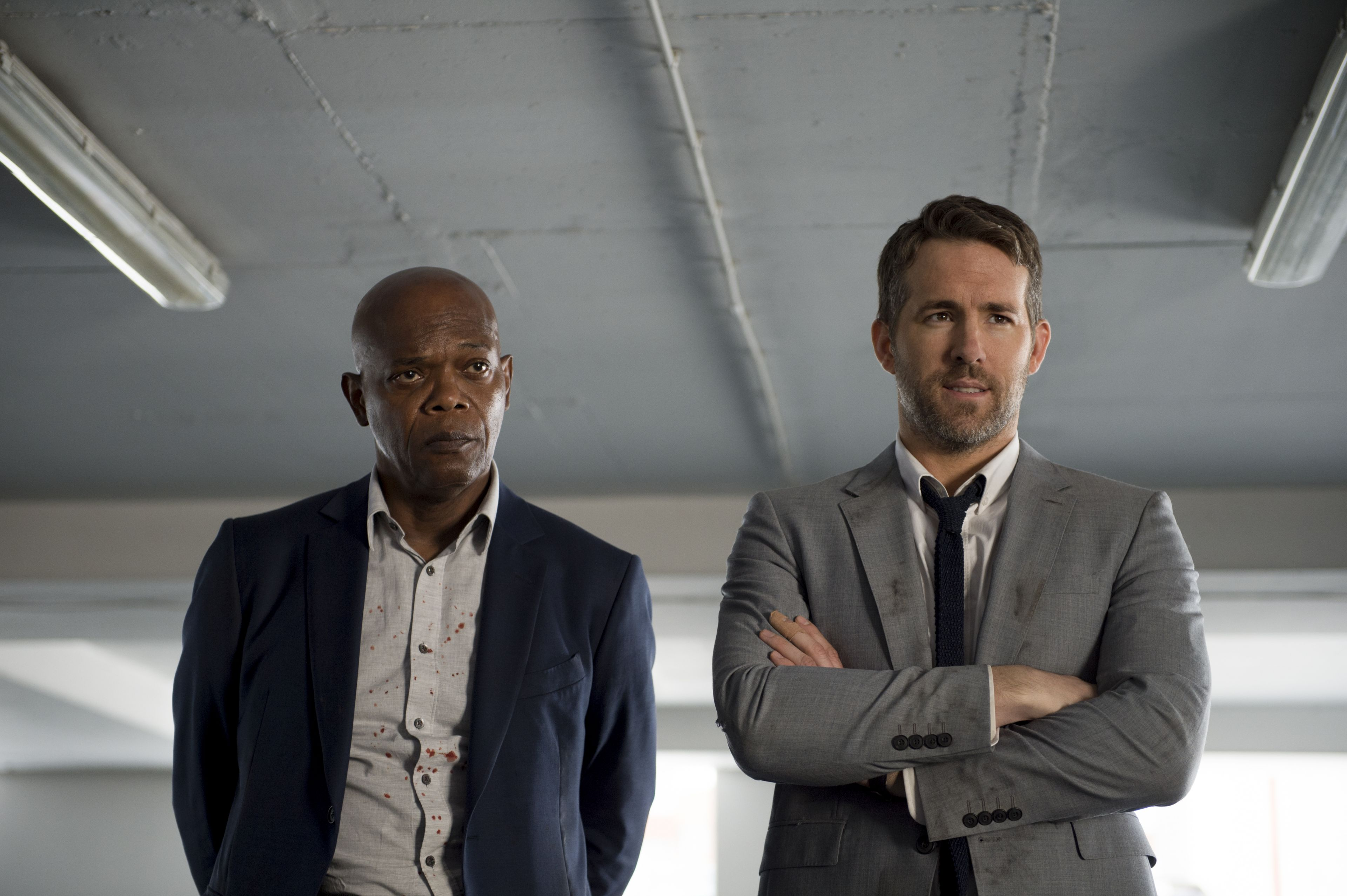 """ART OF THE CUT with Jake Roberts, ACE on """"Hitman's Bodyguard"""" 5"""