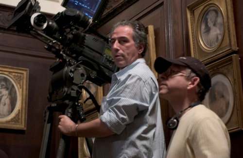 HBO FILMS' 'BERNARD AND DORIS' SHOT WITH PANASONIC VARICAM 2