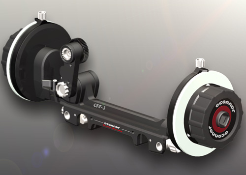 OConnor Introduces Cine Follow Focus CFF-1 1