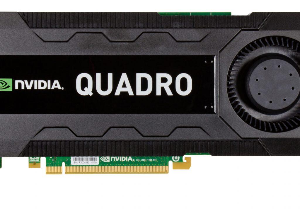 The NVIDIA Quadro K5000 1