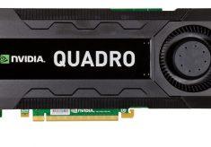 The NVIDIA Quadro K5000