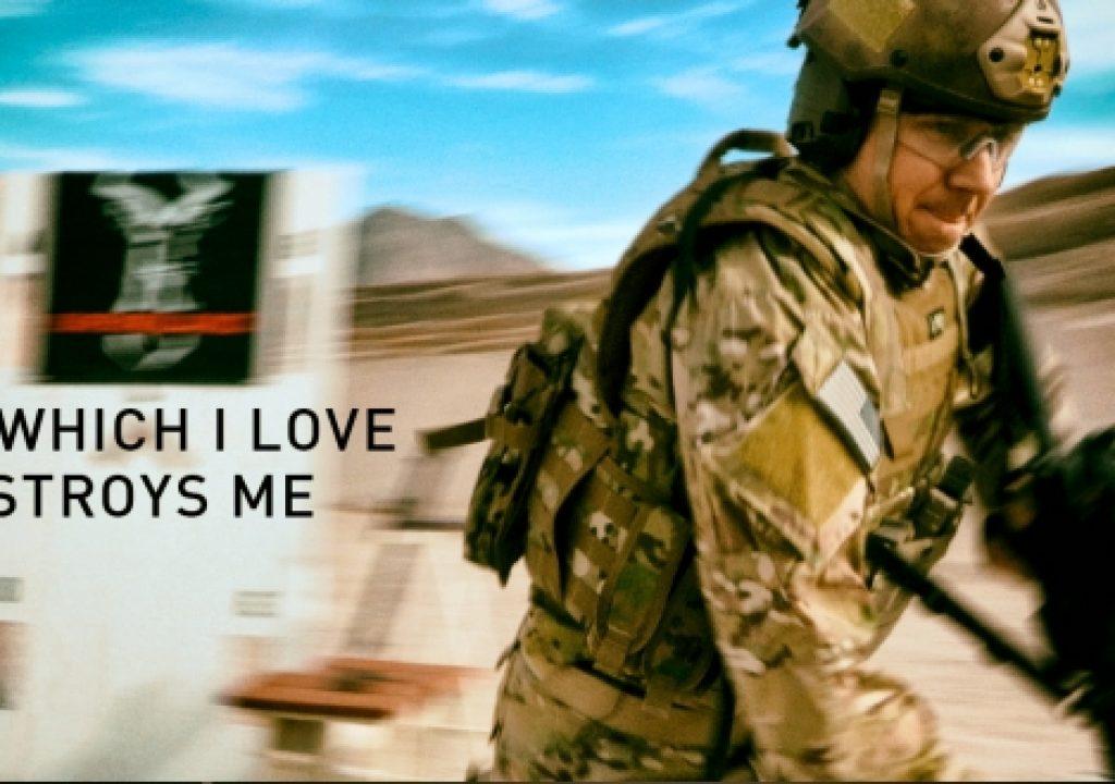 Vashi Nedomansky edits documentary on PTSD with Adobe Premiere Pro CC 9