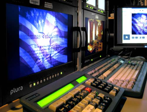 FLORIDA CHANNEL REVAMPS CONTROL ROOM WITH PLURA BROADCAST 1