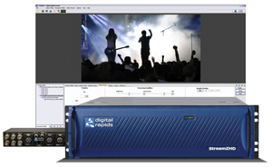 Digital Rapids Expands Award-Winning Encoding and Streaming Solutions with New 3.7 Software Release 1