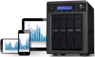 Review: MyCloud EX4, a NAS for Dummies