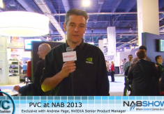 See What NVIDIA Had to Show Off at NAB 2013