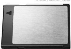 CompactFlash Association Announces New XQD Memory Card Format