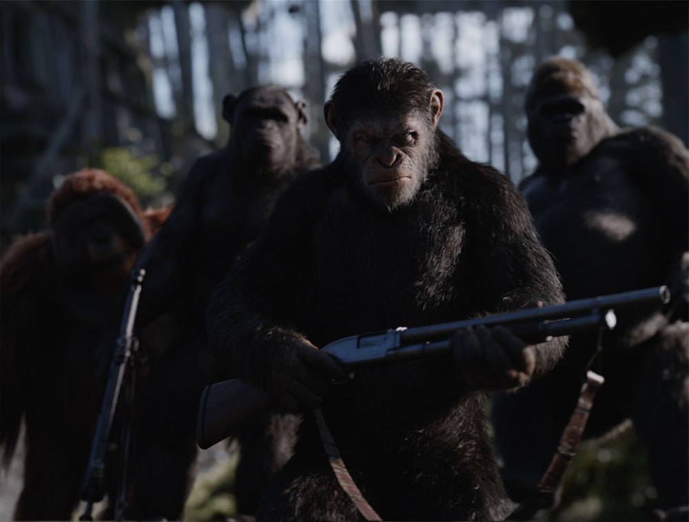 """ART OF THE CUT with the editor of """"War for the Planet of the Apes"""" 2"""